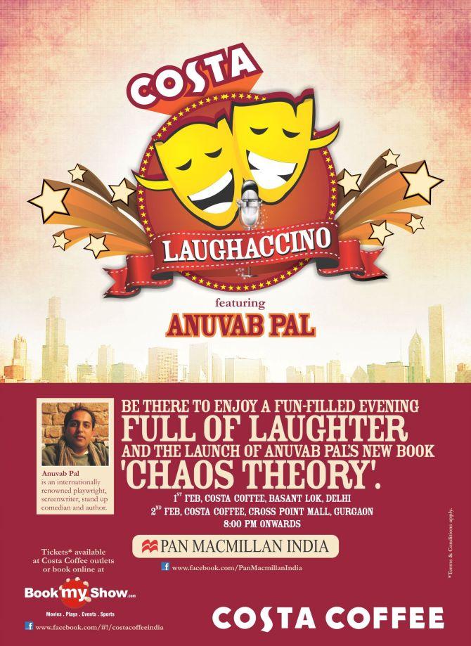 Delhi and Gurgaon show - Feb 1 and Feb 2