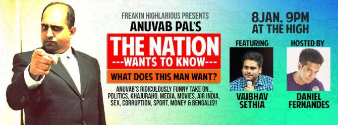The Nation Goes to...PUNE